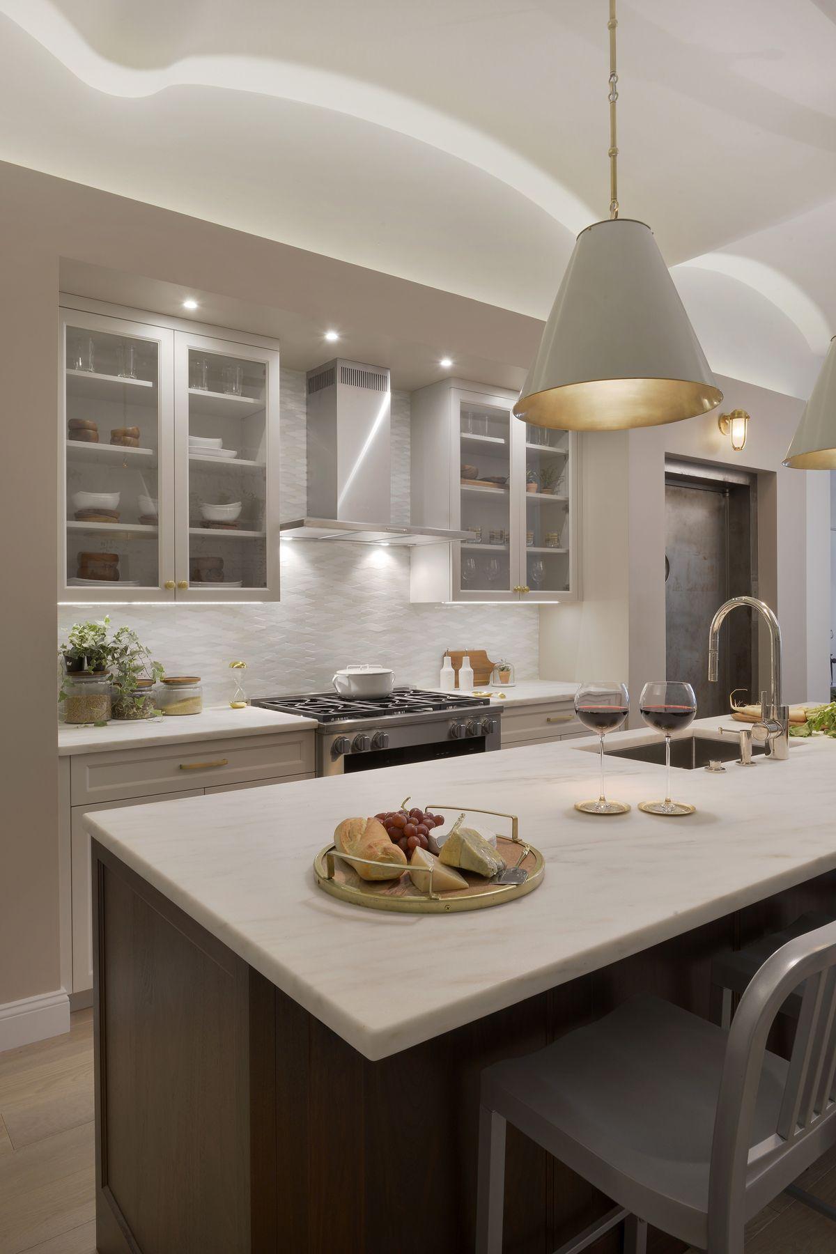 Bilotta transitional kitchen design means you decide enjoy a