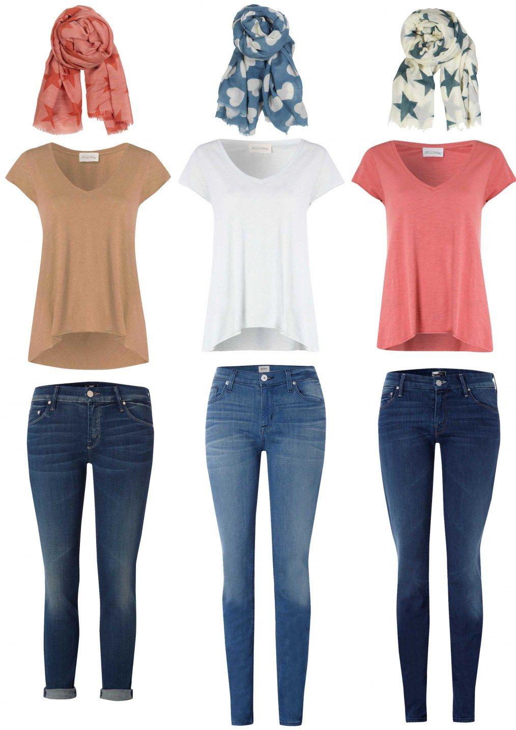 niebla Planta consultor  Simple, chic outfit ideas. Denim, American Vintage and Becksondergaard. |  ファッション, 服, 搭配