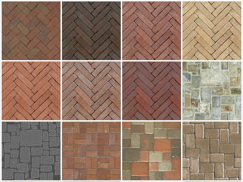Tileable sidewalk texture