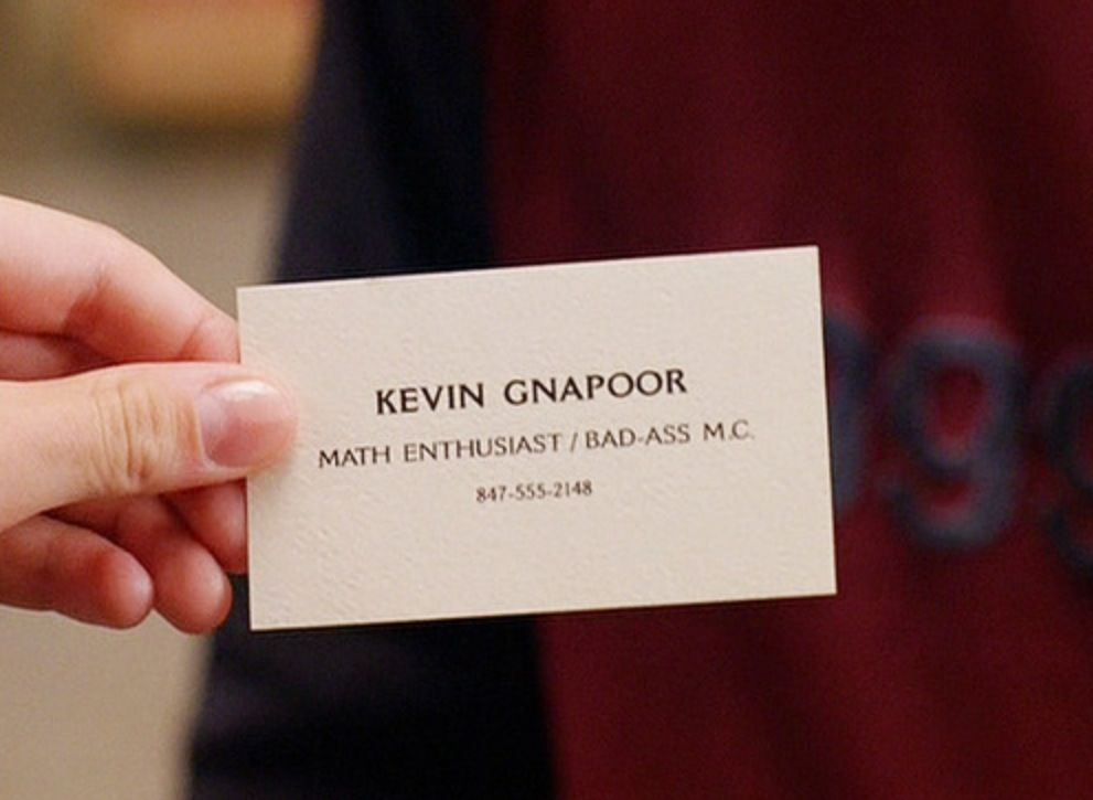 Best Kevin Gnapoor Business Card Gallery - Business Card Ideas ...