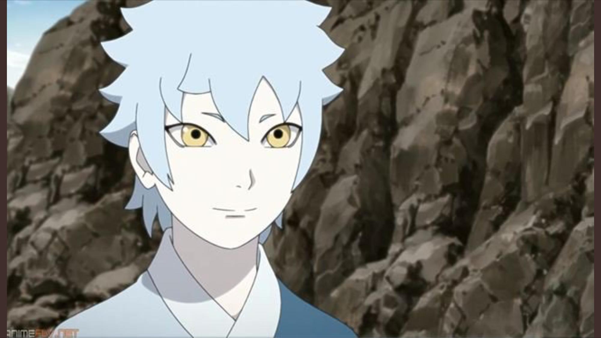 Anime de Danielle Bonanno em Boruto and Naruto Shippuuden