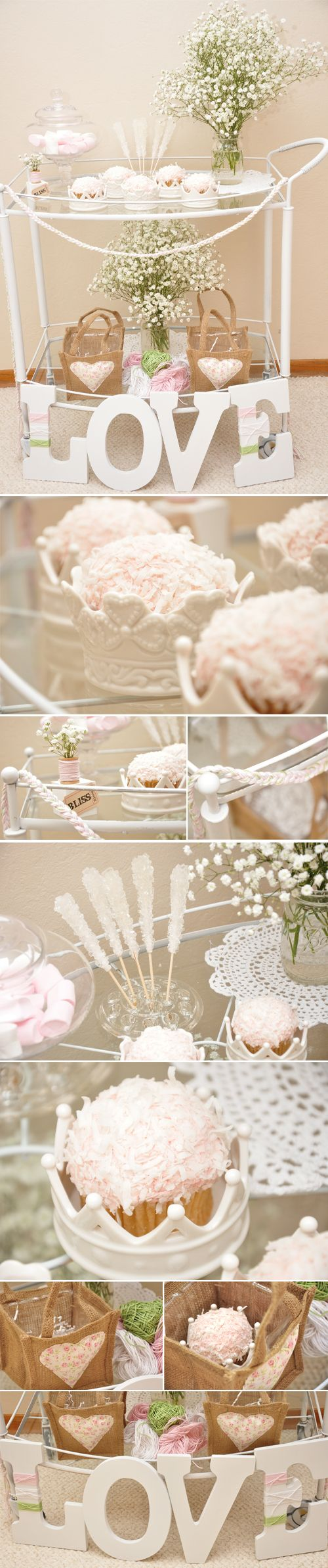 """""""Your Ticket To Love"""" bridal shower - in love with the details of this party"""