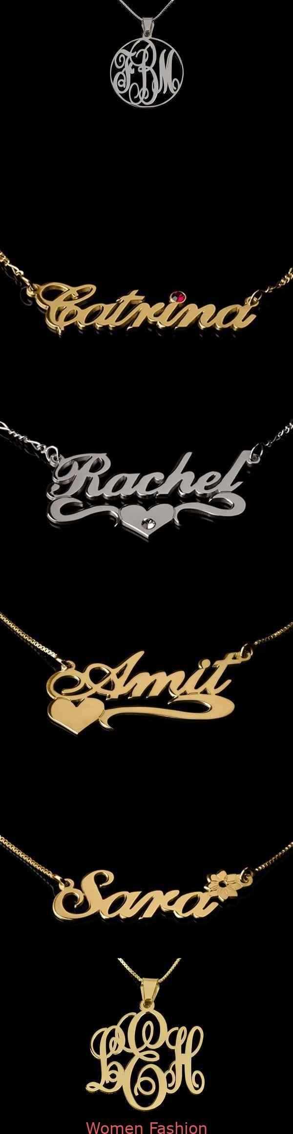 2018 Hottest personalized necklaces World Wide FREE SHIPPING Come to Yafeini t