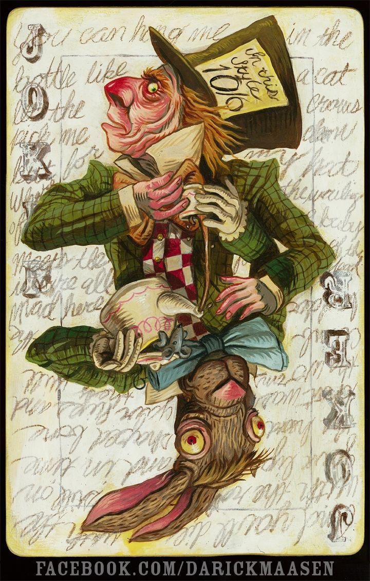 Joker, Darick Maasen.