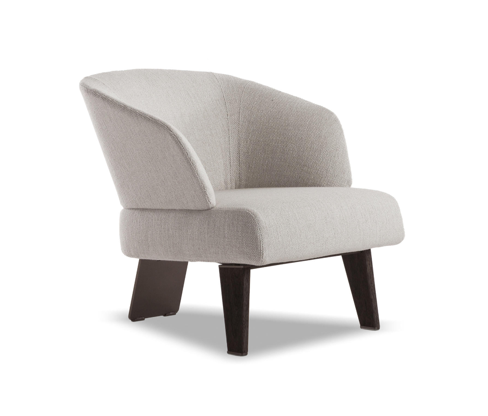 Creed Small Armchair Designer Furniture Architonic In 2020