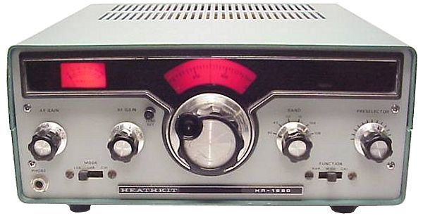 RigPix Database - Heathkit - HR-1680 - I had one of these