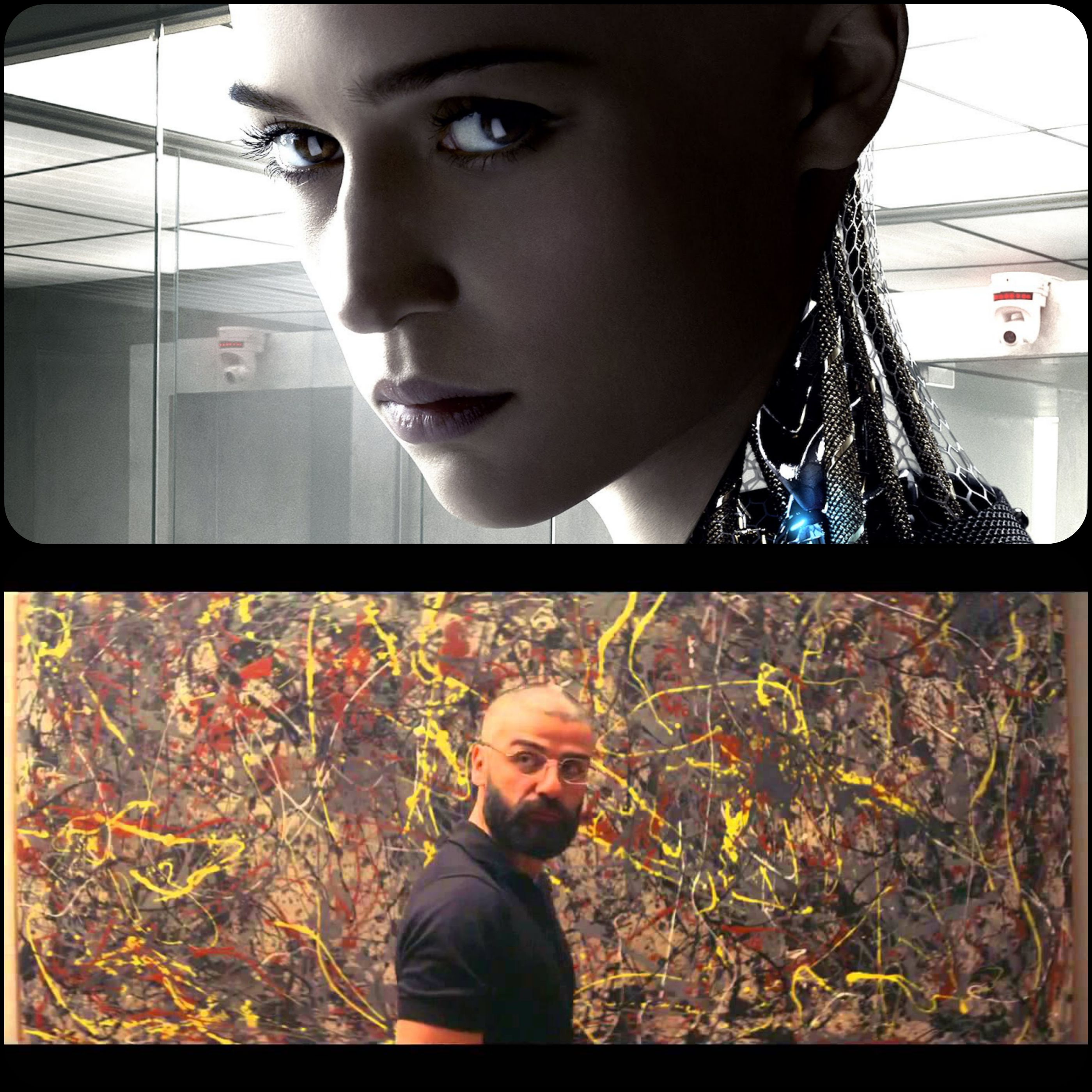 """""""One day the AIs are going to look back on us the same way we look at fossil skeletons on the plains of Africa. An upright ape, living in dust, with crude language and tools, all set for extinction."""" ex machina"""
