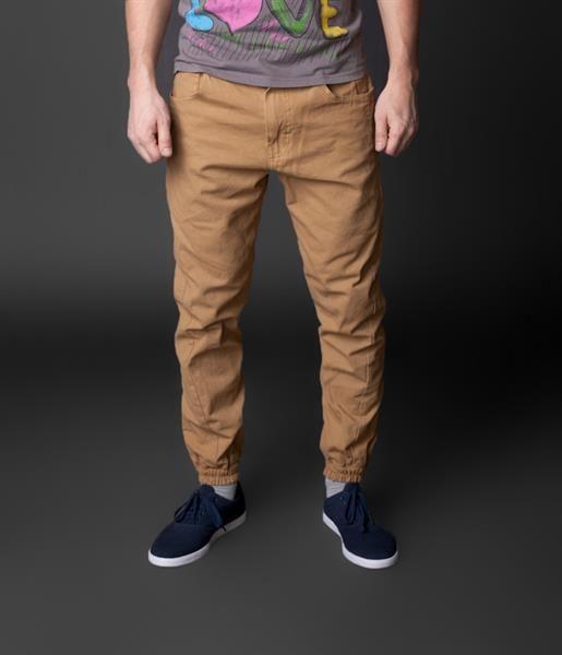 джинсы на манжетах мужские 6