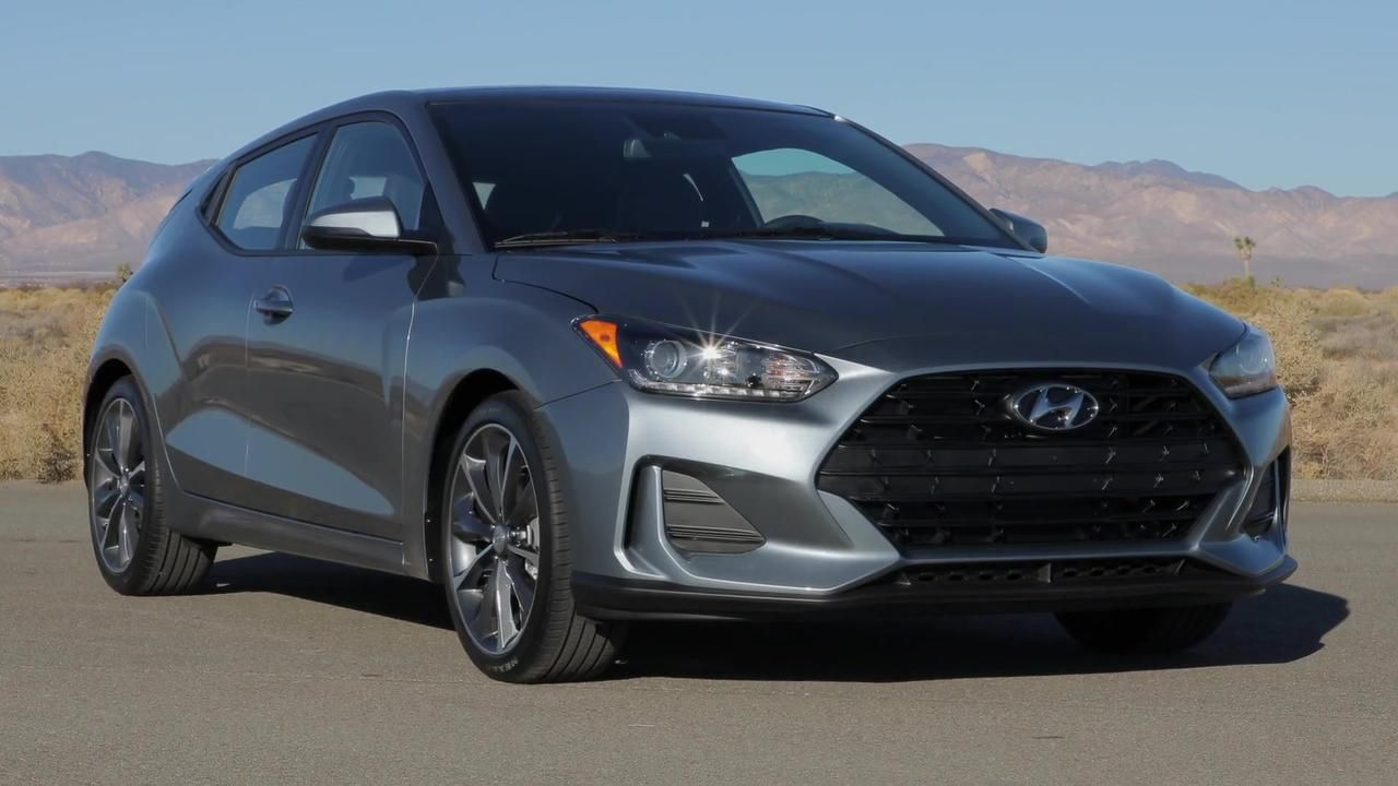 The New Hyundai Veloster Exterior Design In 2020 Hyundai Veloster New Hyundai Hyundai