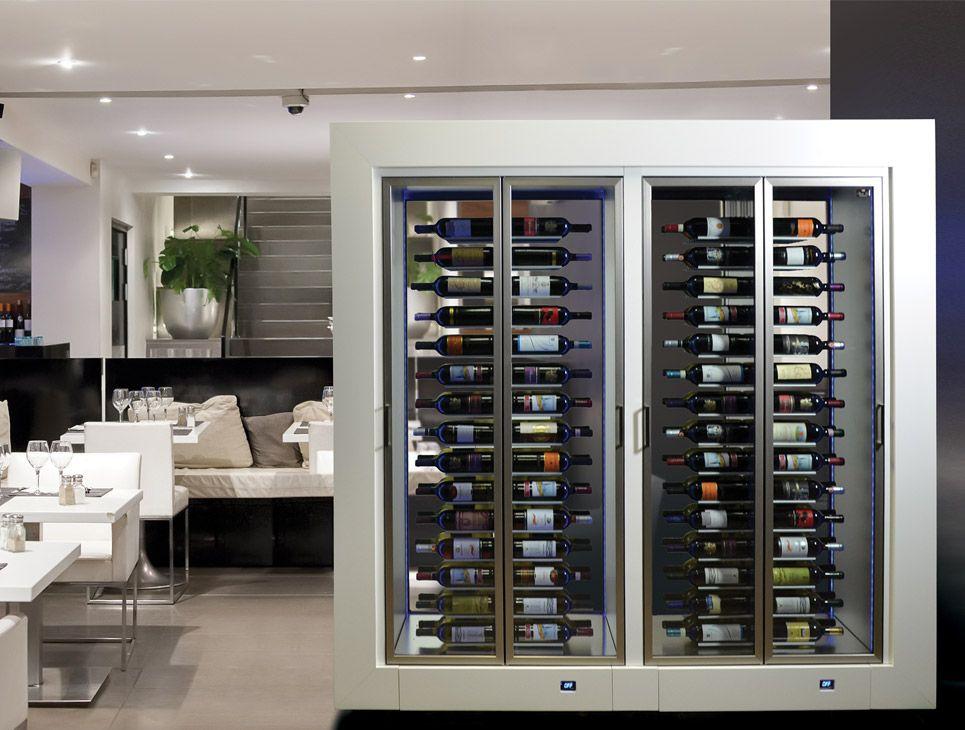 Exklusive Weinkühlschränke für Hotels, Restaurants und Bars ... | {Weinkühlschränke 53}