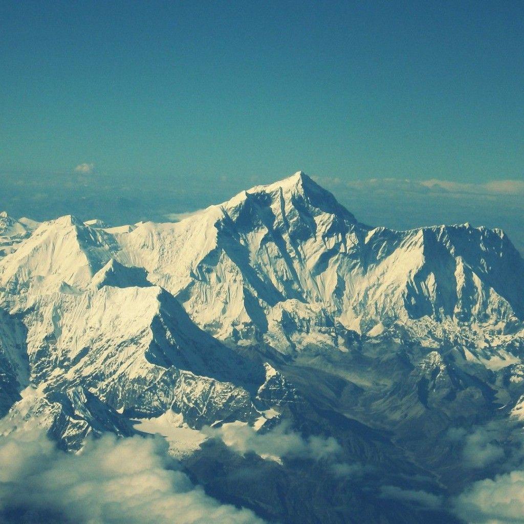 Mount Hd Wallpaper: Spectacular Mount Everest Landscape IPad Wallpapers