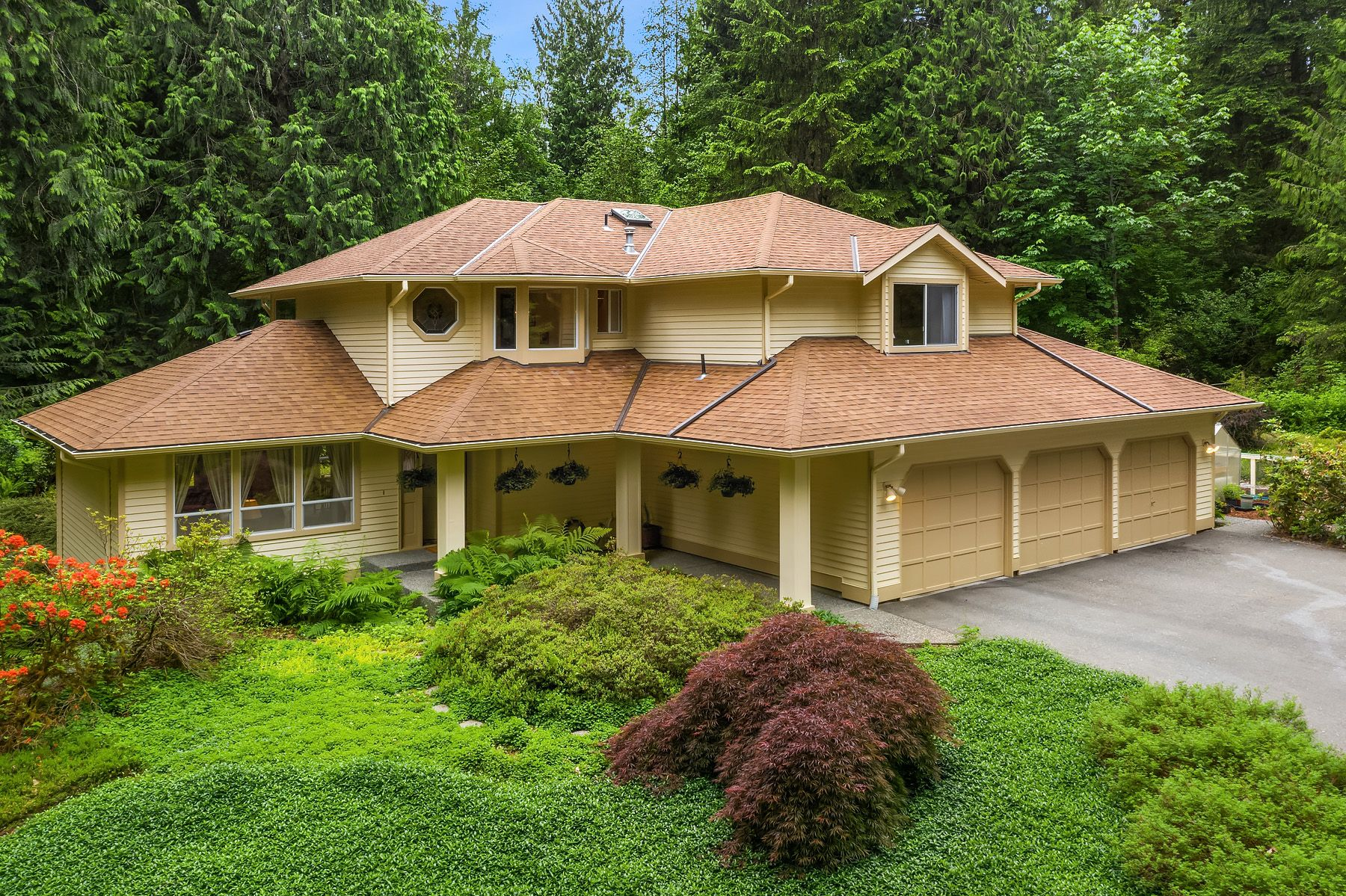 East woodinville 5 private acre woodland oasis us real