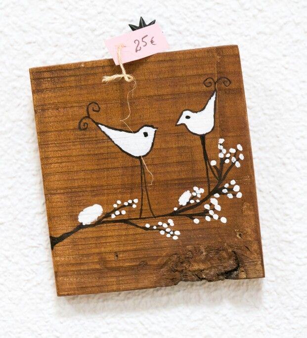 Chloe decoration #pallets# birds collection#