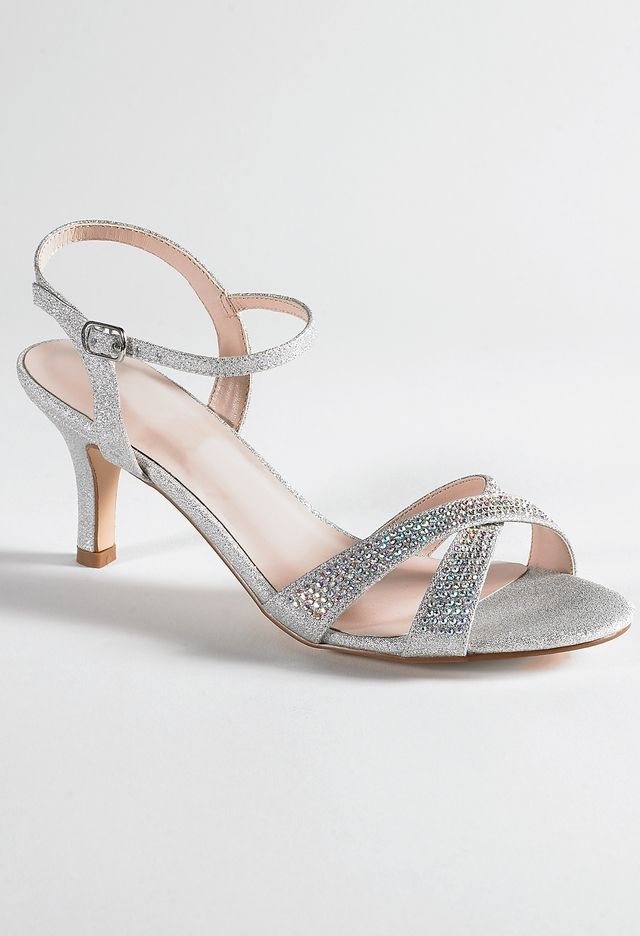 7399e56b455 Rhinestone Cris Cross Sandal from Camille La Vie and Group USA ...