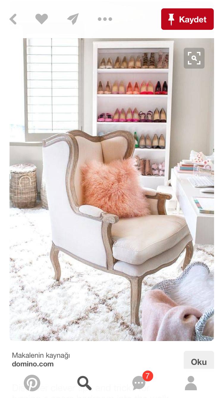 Pin von Ela Unes auf Giyinme odası | Pinterest