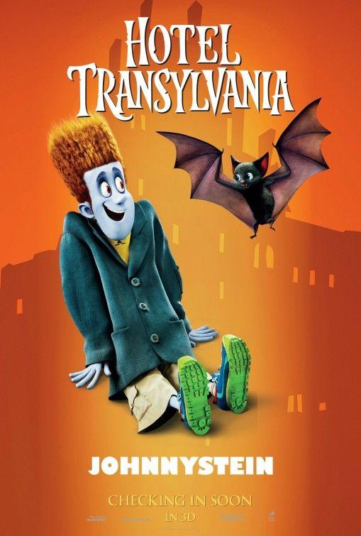 Johnnystein in  Hotel Transylvania