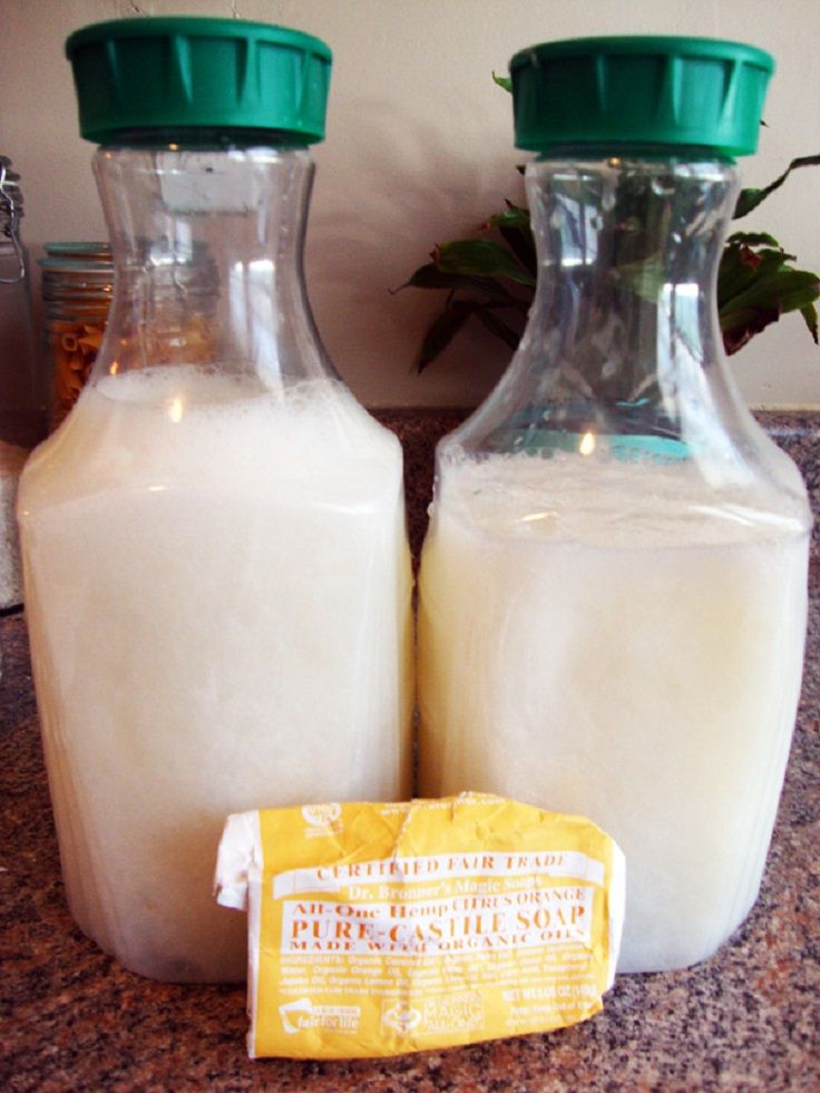 Top 10 Best DIY Liquid Soaps Diy body wash, Soap recipes