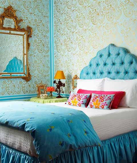 bright color combinations for interior decoratingholly dyment
