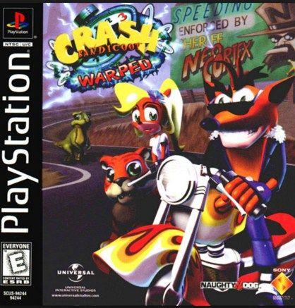 Crash Bandicoot 3 - Warped apk psx epsxe game Download,Crash