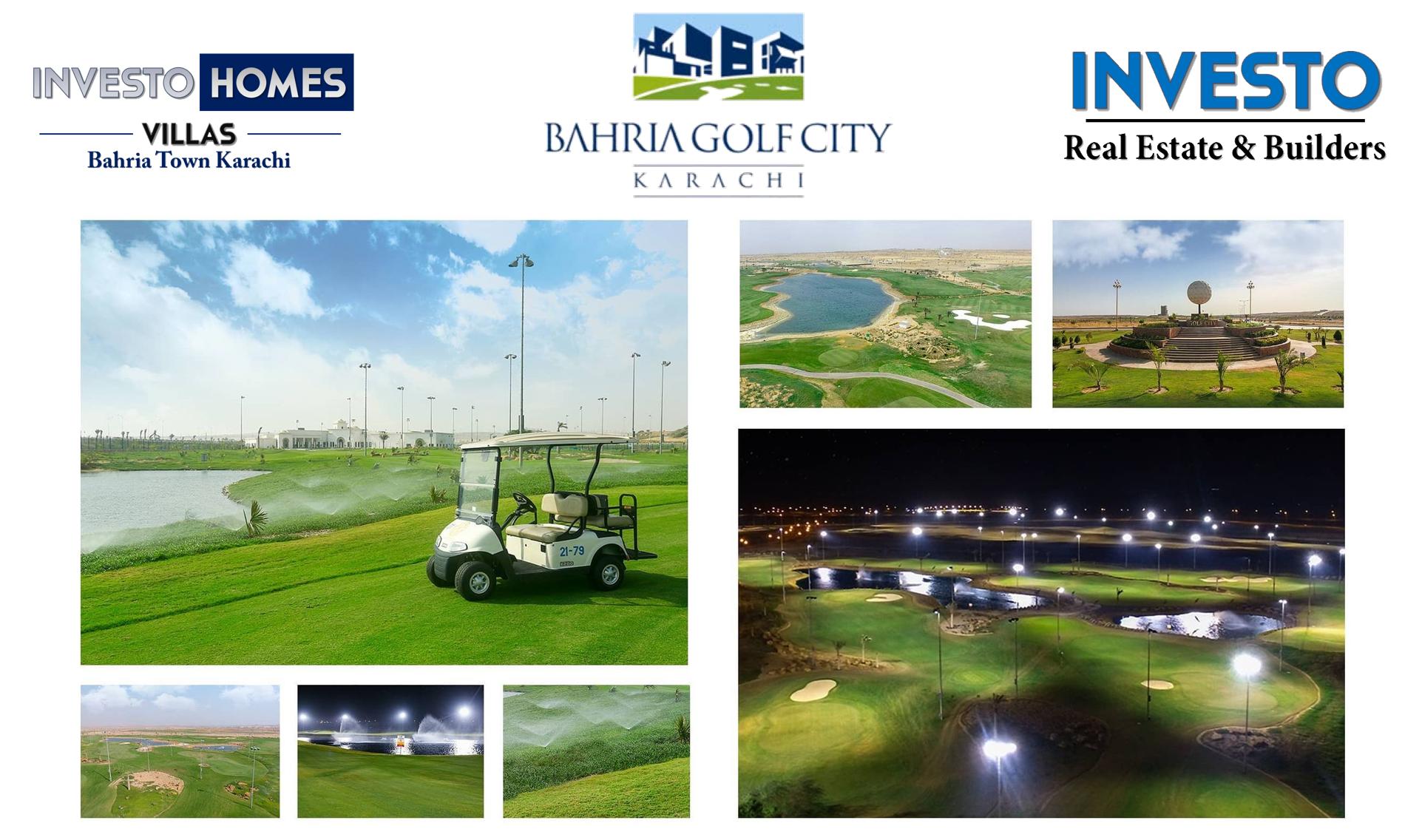 39++ Bahria golf information