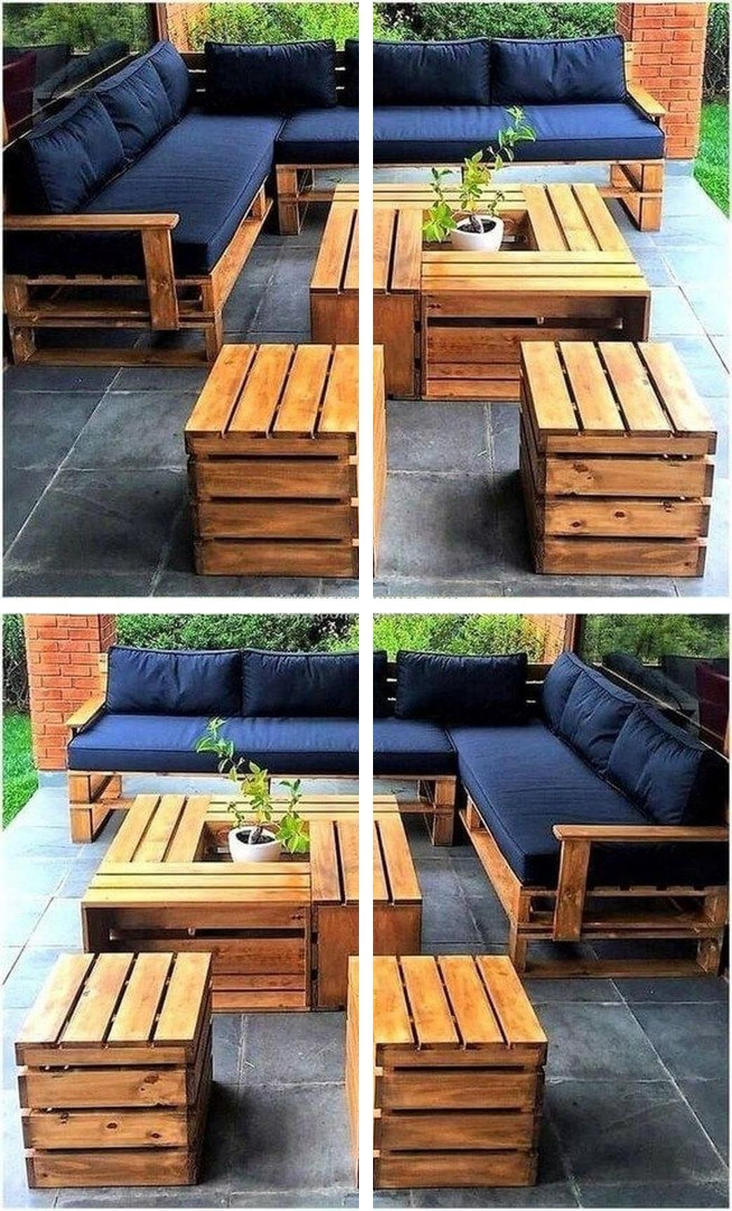 Small Pallet Furniture Pallets Sydney How To Build Pallet