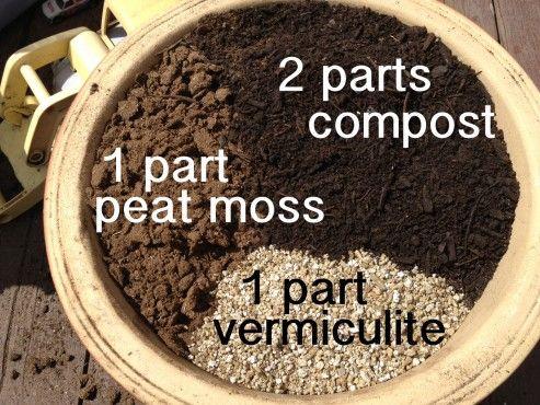 Blend Your Own Soil For Optimum Organic Gardening Organic Digin Ad Organic Gardening Tips Organic Vegetable Garden Garden Soil