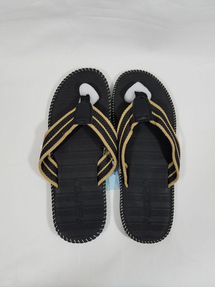01b70e9f3ac375 STAR JOINING Flip Flops - Hawaii Flip Flops Grounding Strapless Size 11 NEW   fashion