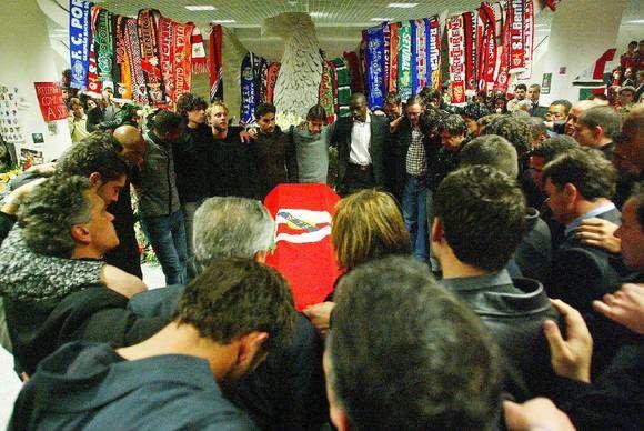 Miklos Fehér morreu há dez anos