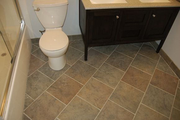 diagonal bathroom tile tile diagonal layout patterns search bathroom 12684