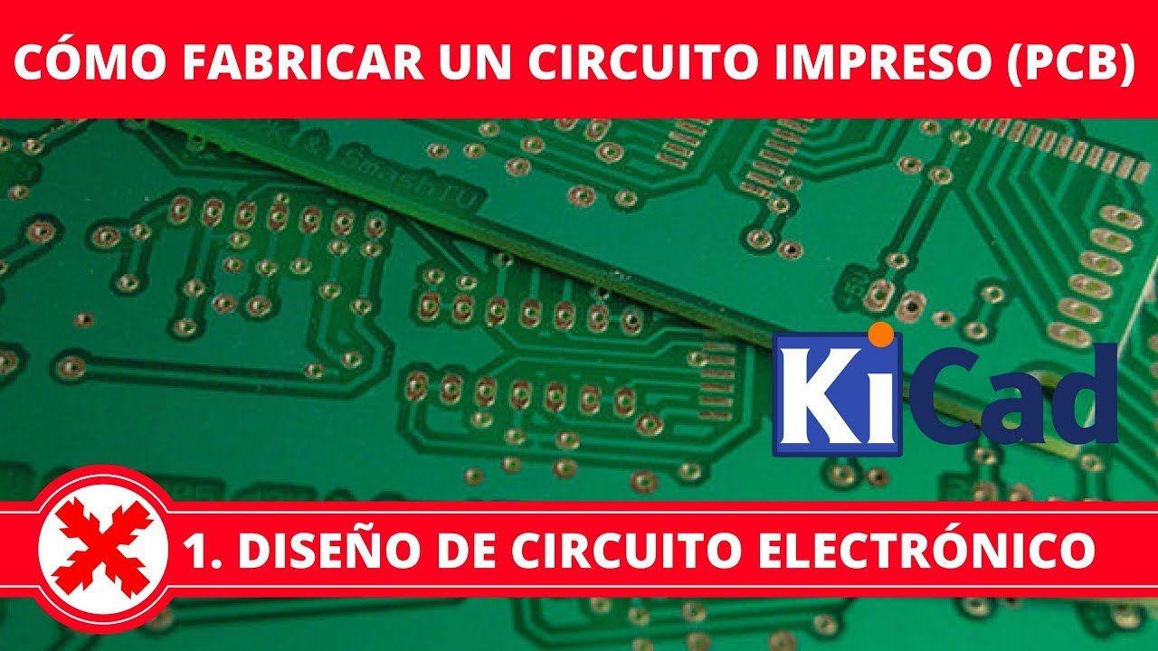 Circuito Electronico : Diseño de circuito electrónico youtube vídeos de mi canal