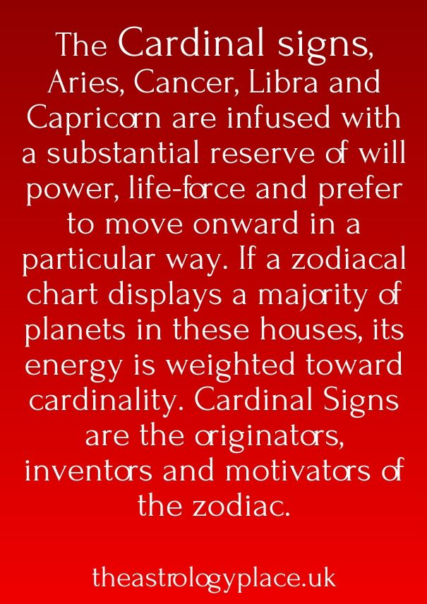 7 cardinal signs of cancer
