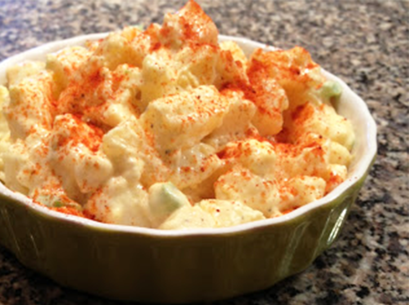 Parties and Patterns: Awesome Potato Salad
