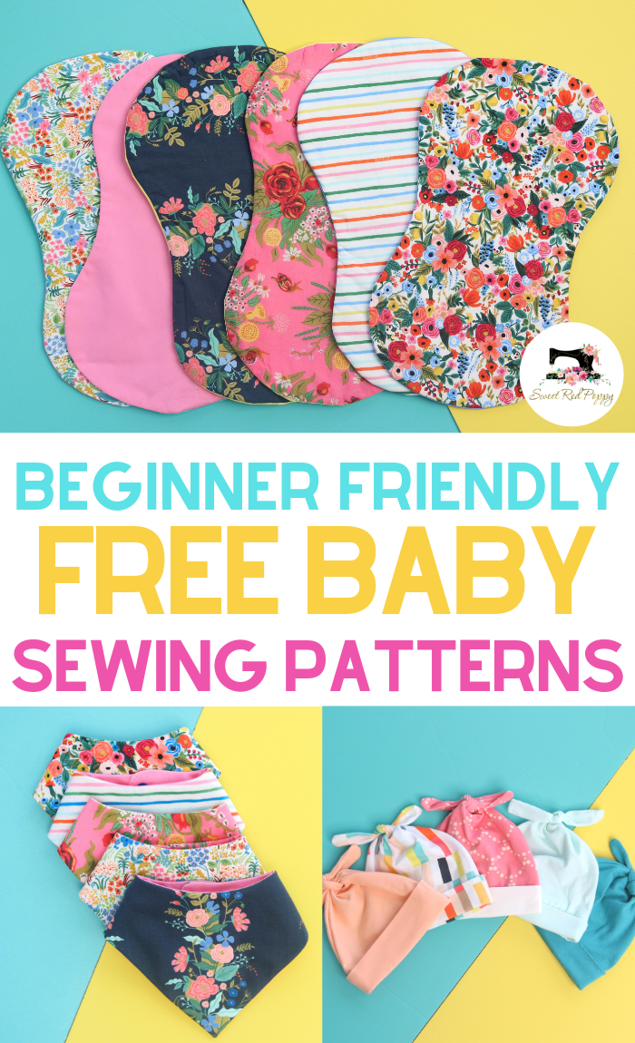 FREE Baby Sewing Patterns and Tutorials