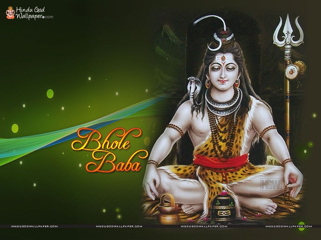 Bhole Baba Wallpapers Free Download Shiv Shakthi Wallpaper Free