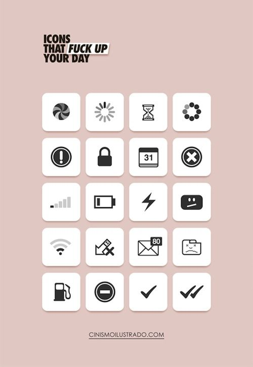 Humorous Graphic Prints Dish Out Cynicism To The Internet Generation