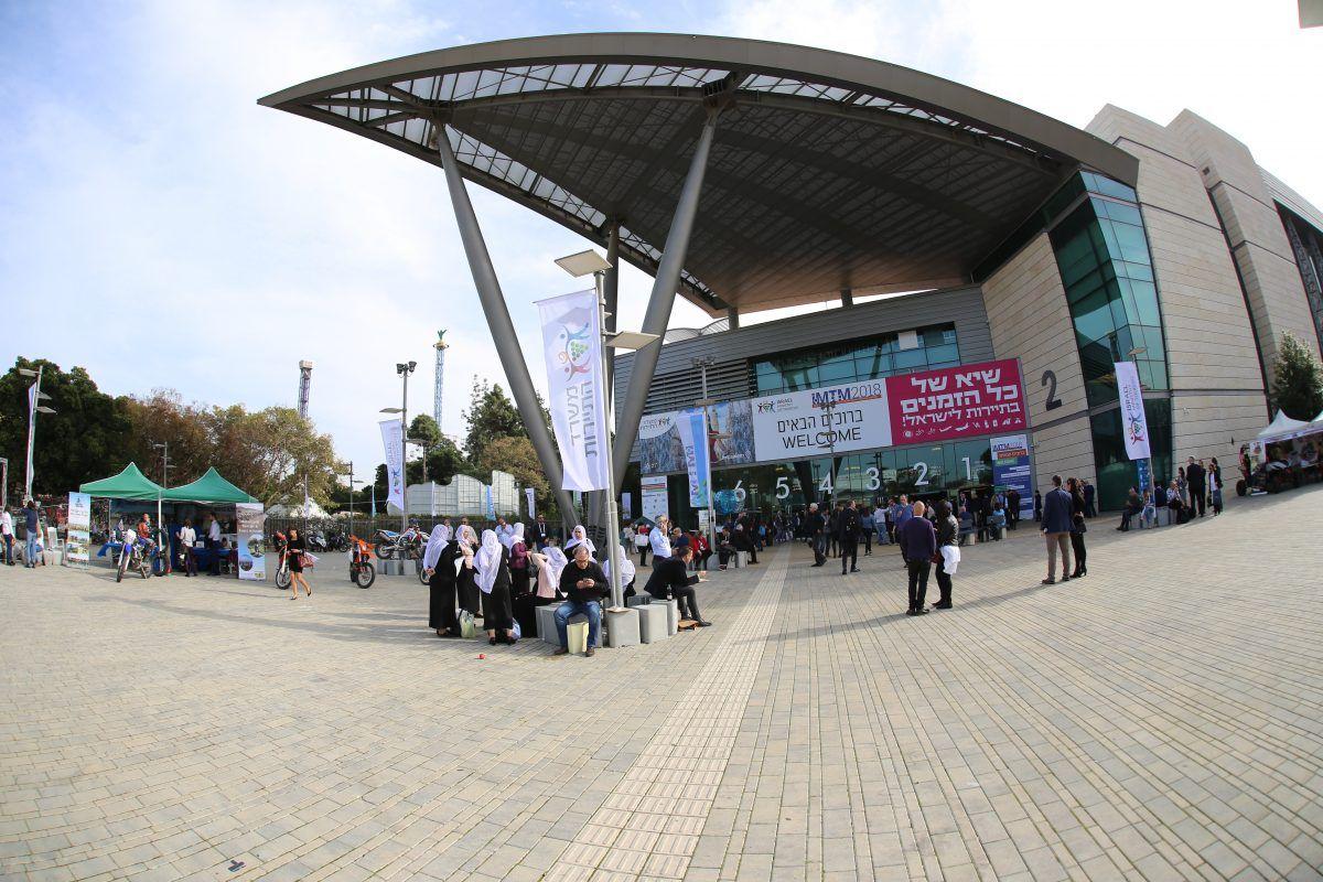 Tel Aviv Expo International Convention Center Convention Centre International Convention Eurovision Songs