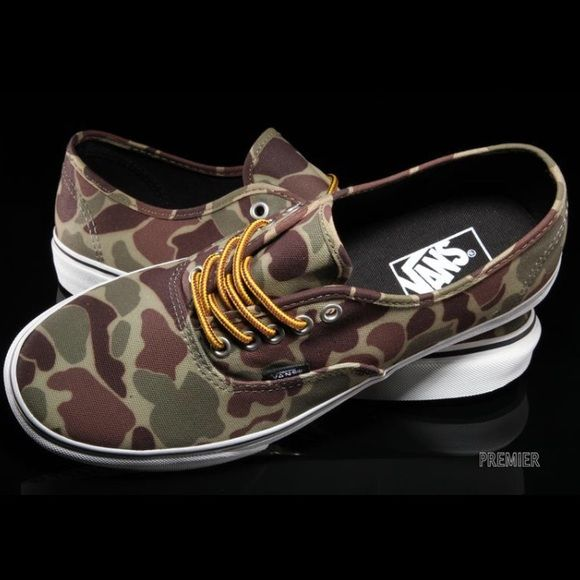 camouflage shoes mens