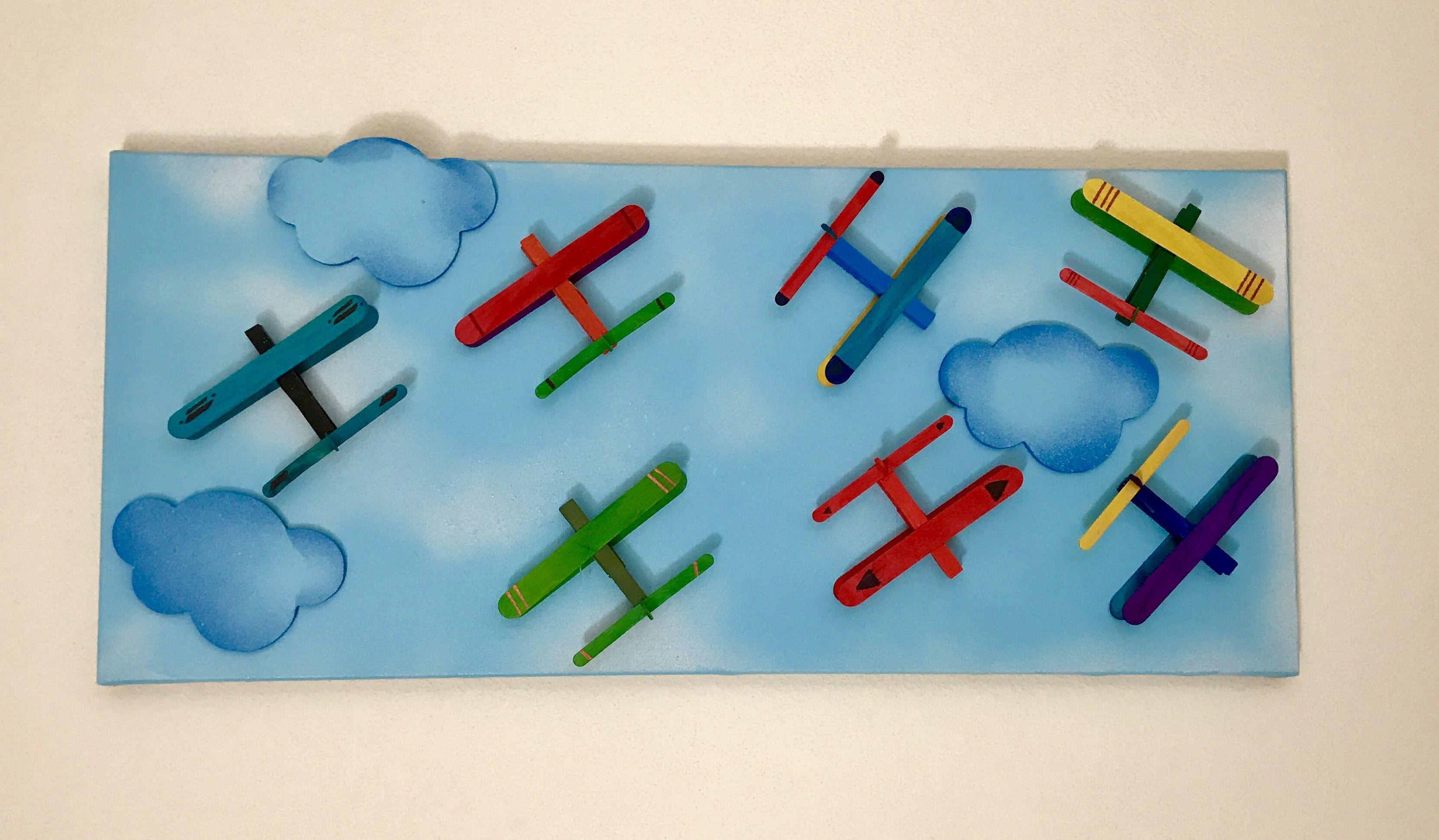 Diy Planes Canvas
