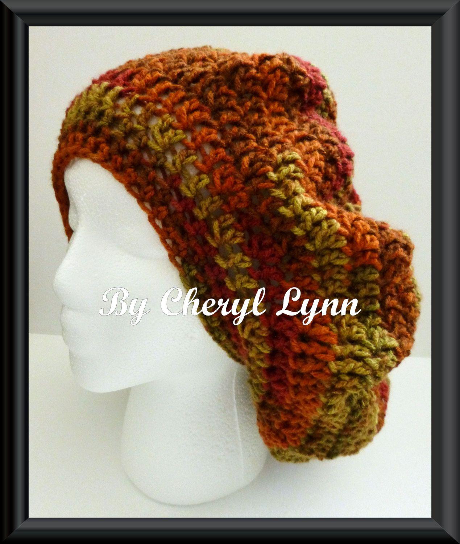 25ec66996c1 Crochet Hippie Hat