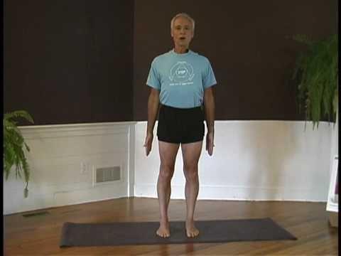 john schumacher teaches tadasana  youtube  easy yoga poses
