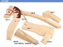Resultado de imagem para brinquedos de madeira como fazer