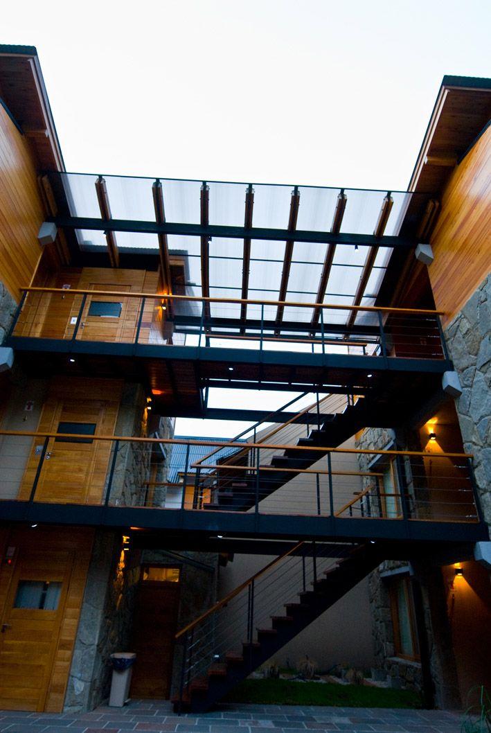 : Arquitectos Patagonia : Arquitectura San Martín de los Andes :: TERRAGONIA APART HOTEL