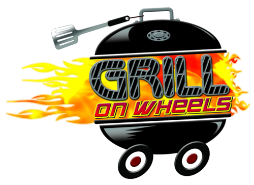 Grill On Wheels Kosher Nyc Food Truck Logo Png 500 363 Bbq Food Truck Bbq Recipes Food Truck
