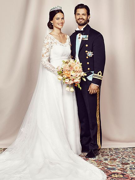 Gallery of fame 39 look at me 39 art work royal weddings for Swedish wedding dress designer