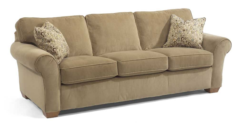 flexsteel furniture vail collection featuring 3 cushion sofa loveseat sectional with chaise