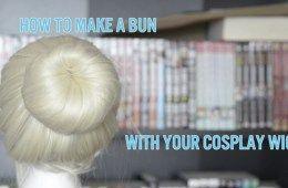 Photo of Cosplay wig bun tutorial,  #Bun #cosplay #tutorial #wig
