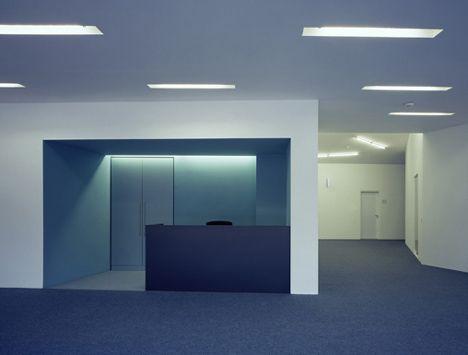 K2 Architekten laboratory for behavioural and social sciences by böge lindner k2