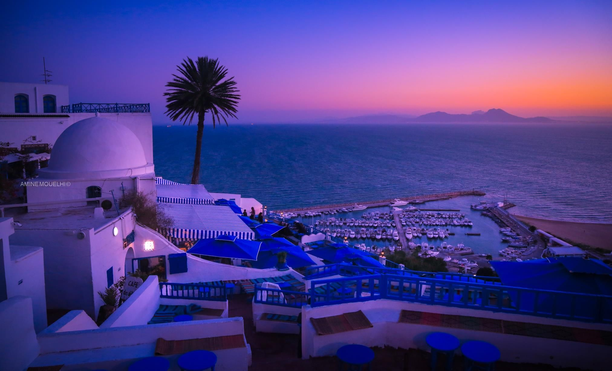 Sidi Bou Said Tunis:The most instagrammable city
