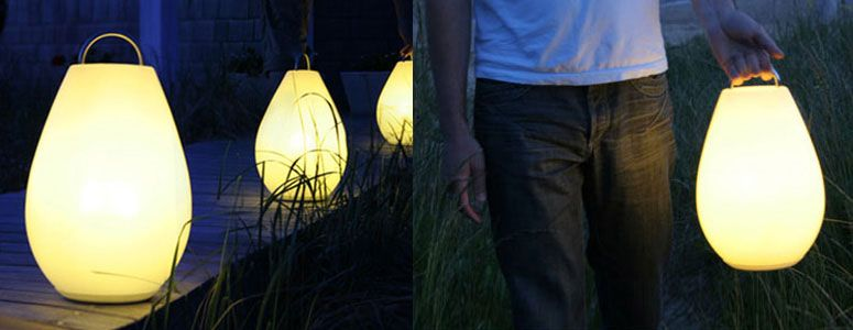 Oxo Candela Luau Portable Lamp Emergency Lighting Table Lamp Night Light