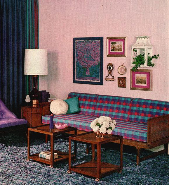 my dream living room. vibrant! from lipped love tumblr | room inspo ...